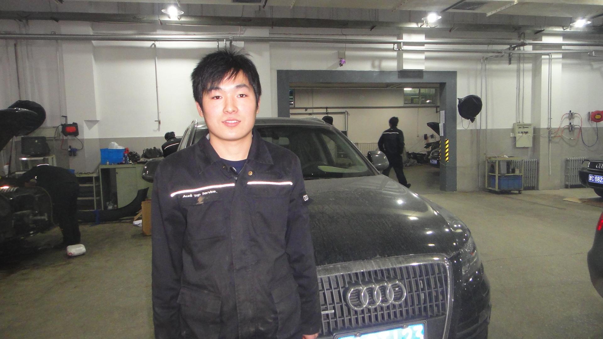我院分配天津华星北方集团公司的毕业生