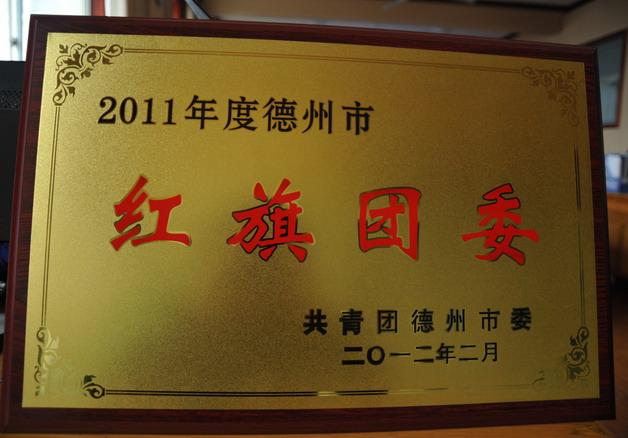 2012.3.22  五四红旗团委