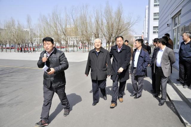 中国工程院院士郭孔辉来优德888官网官方网站优德88中文版考察调研